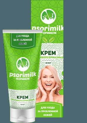 Psorimilk - новое средство от псориаза